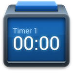 Tiny Stopwatch for Android Icon